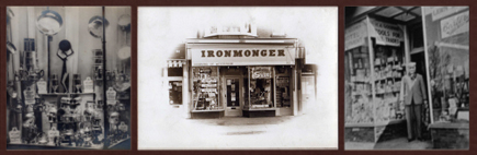 Our Founder H A Goodwin & The Ironmongers Shop